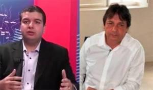 Zennedy, Diego Tavares e Marco Antônio se filiam ao PV e deixam a Prefeitura de João Pessoa