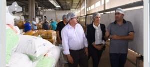 Azevedo se reúne com empresários em CG e ressalta crescimento da indústria no Governo do PSB