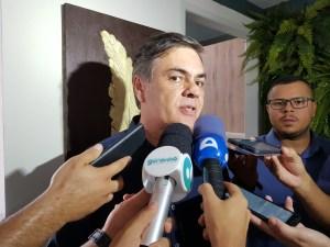 """Cássio coloca em xeque pré-candidatura de João Azevedo: """"Não demonstra vigor"""""""