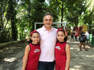 Prefeito Luciano Cartaxo vistoria obras do novo Parque da Bica nesta terça-feira