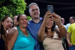 Em Riachão do Poço, Lucélio defende urgentes ações de avanços na saúde e na segurança do Estado