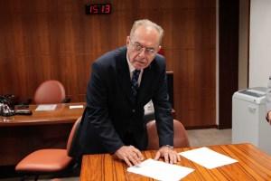 Legado de Rômulo Gouveia é exaltado durante posse de Marcondes Gadelha na Câmara Federal