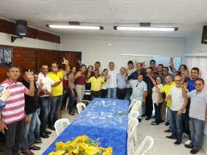No Sertão, Lucélio se reúne com lideranças de vários municípios e defende construção de Hospital de Trauma na região