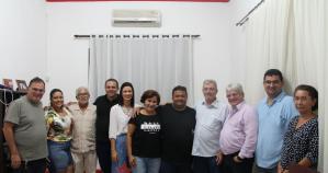 PT se reúne com PC do B e selam acordo para marcharem juntos nas eleições da Paraíba