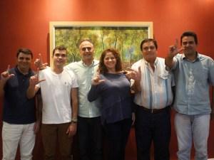 Cartaxo recebe apoio de lideranças de Cacimba de Dentro, incluindo vereador do PSB