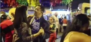 VÍDEO: Damião Feliciano e Lígia caem no forró durante abertura do Maior São João do Mundo