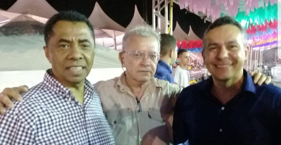 Emerson Panta reafirma apoio a Ruy Carneiro, mas admite que parte da base vota em Damião Feliciano