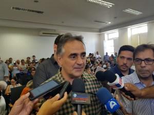 Eleições 2018: Cartaxo diz que nome que mais agregar ficará com outra vaga na chapa