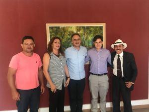 Eleições 2018: PTC anuncia apoio à pré-candidatura de Lucélio Cartaxo ao Governo do Estado