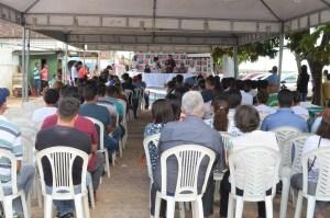 Santa Rita promove plenárias sobre saneamento e abastecimento de água