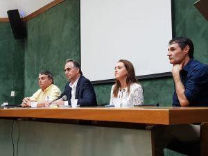 """""""A Paraíba precisa avançar com uma nova agenda de desenvolvimento"""", diz Lucélio em debate"""