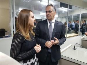 """""""Com Lucélio, teremos um Governo integrado à CG"""", diz Micheline Rodrigues"""