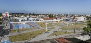 Mangabeira VII: Luciano Cartaxo entrega Praça da Família nesta segunda-feira