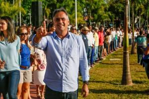 PRTB deixa base do governo e firma aliança com pré-candidatura de Lucélio