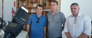 VÍDEO: Bolsonaro se solidariza com o São João de Campina Grande e elogia Romero