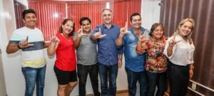 PT de Lagoa de Dentro adere à pré-candidatura de Lucélio Cartaxo