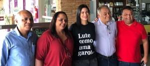 Partidos de esquerda lançam manifesto pleiteando presença na chapa de João Azevêdo