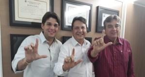 Rumo à ALPB: Milanez Neto e Fernando Milanez declaram apoio à pré-candidatura de Zennedy Bezerra