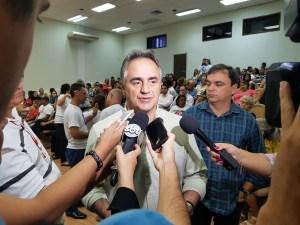 Cartaxo critica postura de Ricardo e diz governador desvaloriza os aliados ao procurar apoio da oposição