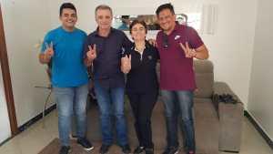 Força no Sertão: Galego Souza recebe importantes adesões em São José do Brejo do Cruz