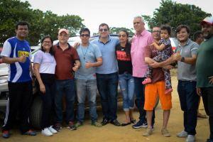 Gervásio participa de São Pedro em Belém e visita lideranças em Cuité e Pirpirituba