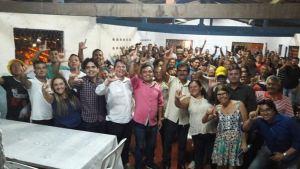 Lideranças do Padre Hildon Bandeira declaram apoio a Zennedy e Ruy Carneiro