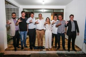 DATA MARCADA: Lucélio se reúne com partidos e marca convenção para o dia 5 de agosto