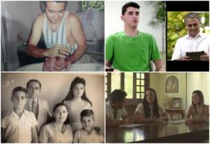 Candidatos a governador fazem homenagem aos seus pais, e mãe, no dia dos pais