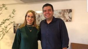Daniella Ribeiro escolhe Diego Tavares e Nailde Panta para suplências do Senado