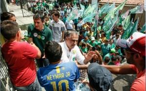 AÇÃO 43: Nas ruas de Campina Grande, Lucélio defende Estado próximo dos municípios