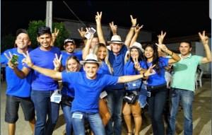 CALOR HUMANO:Galego Souza é abraçado por lideranças em fim de semana movimentado no Sertão