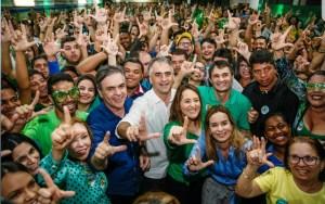 Lucélio e Micheline defendem valorização da UEPB e um governo parceiro das cidades
