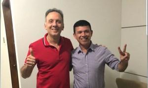 Câmara & ALPB: Aguinaldo Ribeiro e Beto Brasil firmam dobradinha nas eleições 2018