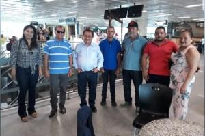 Zé Maranhão recebe adesão da oposição de Riachão e de mais dois prefeitos