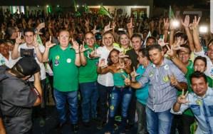 Em Patos, Lucélio destaca geração de emprego no Sertão e ampliação da rede de saúde