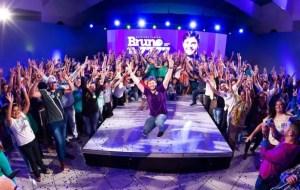 """Com a presença de várias lideranças, Bruno Cunha Lima lança candidatura a deputado federal: """"O primeiro passo foi dado"""""""