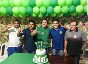 REFORÇO: Tovar recebe apoio da oposição de Cuité de Mamanguape