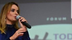 Romero destaca trajetória como deputada e pede que a PB eleja Daniella senadora