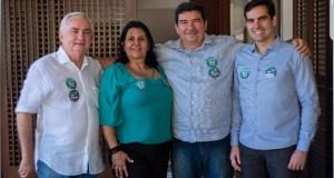 Luciano Carneiro da Cunha declara apoio a Lucas de Brito e Eitel Santiago