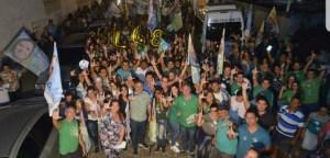 """""""Lucélio Cartaxo escuta as pessoas e fará um governo ao lado da população"""", diz presidente do PV durante caminhada em JP"""