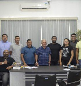 Convênio com Universidade Rural incentiva o desenvolvimento urbano de Cajazeiras