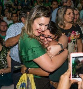 Durante encontro de mulheres, Camila destaca abandono da região do Brejo pelo Estado