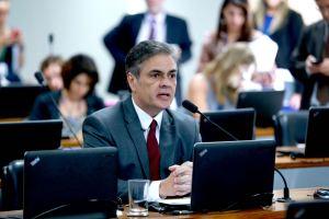 Cássio cobra votação de projeto dele, que prevê prisão em segunda instância, em combate à impunidade