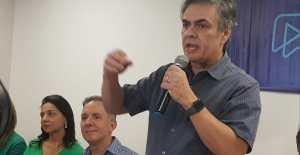 Cássio rechaça crise com PP e destaca unidade na chapa das oposições para ganhar as eleições