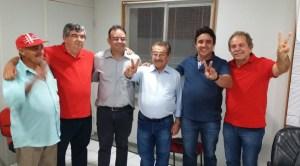Zé Maranhão tem apoio de líder da oposição, vice-prefeitos e ex-prefeitos de Passagem, Prata, Cajazeiras, Araçagi e Bom Jesus