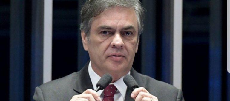 Vice-presidente do Senado, Cássio Cunha Lima repudia violência contra Jair Bolsonaro