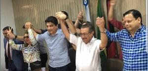 Manoel Júnior abre dissidência e anuncia apoio à candidatura de Zé Maranhão