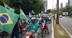 Carreata de Bolsonaro foi a maior da história da PB e estado dá exemplo para o Brasil
