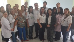 INCLUSÃO: Lucélio visita a APAE e reafirma compromisso com pessoas com deficiência