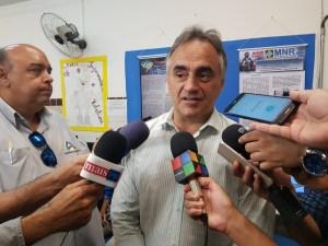 Confiante, Cartaxo diz que Lucélio estará no 2° turno e detona gestões de Ricardo e Maranhão